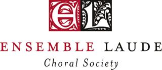 Ensemble Laude Choral Society Logo